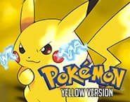 Pokémon Yellow Version