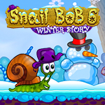 Snail Bob 6: Winter Story